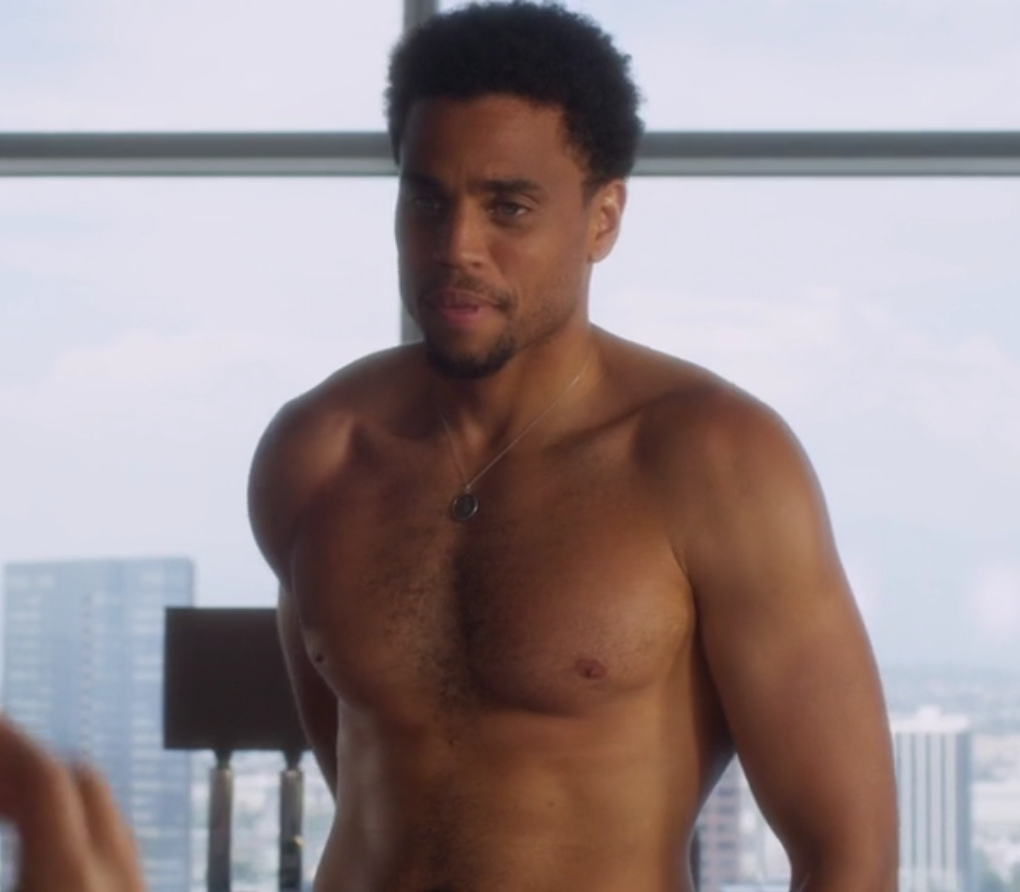 Male Objectification Monday: Michael Ealy